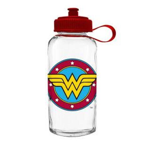 Squeeze Plástico Mulher-Maravilha DC Comics