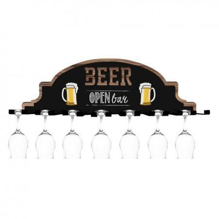 Suporte Taças de Cerveja Open Bar
