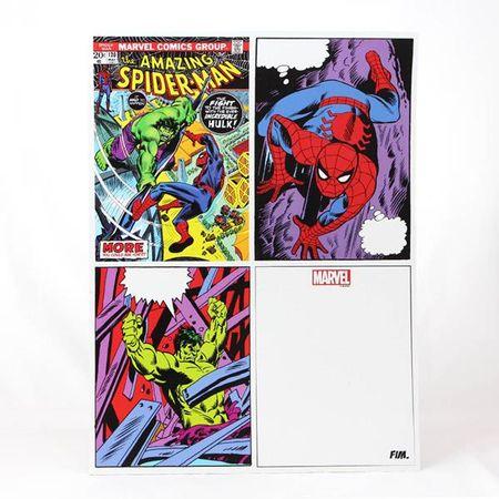 Imã de Geladeira Marvel Comics