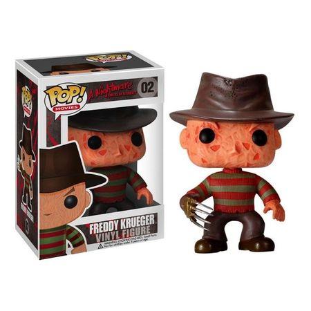 Funko Pop Freddy Krueger #02