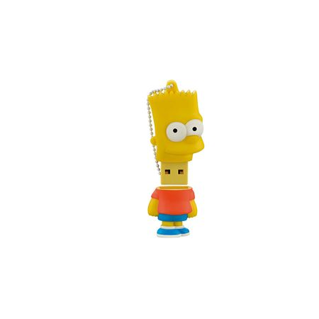 Pen Drive 8GB Bart Simpson
