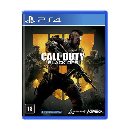 Jogo Call of Duty Black Ops 4 - PS4