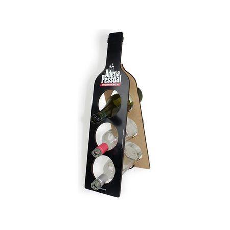 Adega Cavalete 3 Vinhos Poderoso Chefão