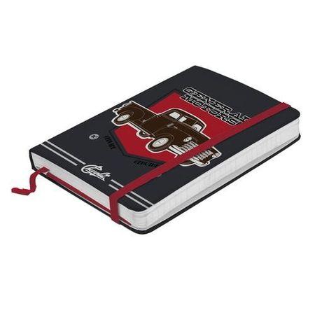 Caderneta De Anotação Gm Small Truck Vermelho