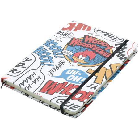 Caderneta de Anotações Pica Pau