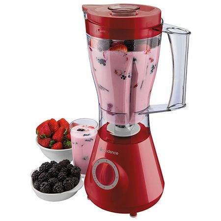 Liquidificador Colors Evolution 3106170000143 Vermelho 800W 220v