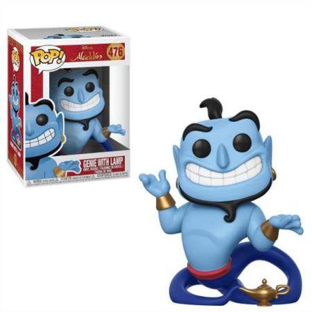 Funko Pop! Gênio #476 Aladdin Disney
