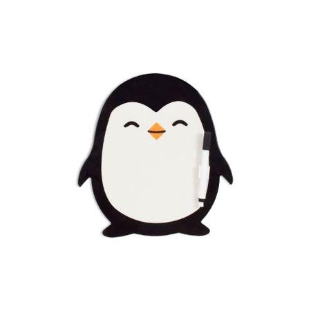 Porta-Recados Pinguim de Geladeira