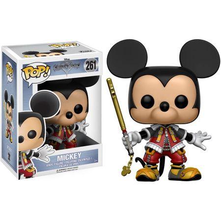 Funko Pop! Mickey Kingdom Hearts - Disney 261