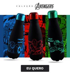 Banner Mosaico - Avengers