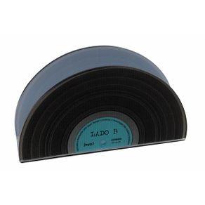 porta-guardanapo-disco-azul