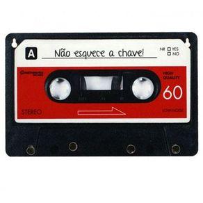 porta-chaves-fita-cassete-vermelho