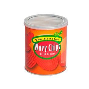 porta-copos-wavy-chips-tomato
