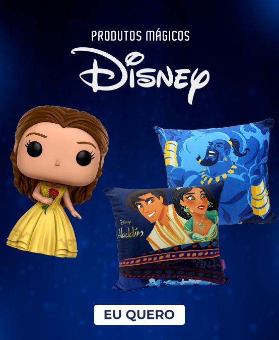Banner Mosaico - Disney