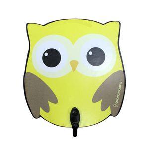 Cabideiro-coruja-amarela-NICE1004