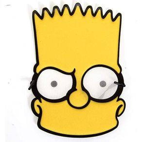 Mascara-Bart-Simpson-NICE1233