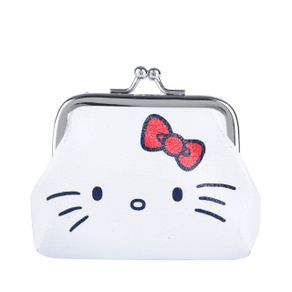 Porta-Moedas-em-PU-Hello-Kitty-Classic-Face-Branco-URBA0156-1