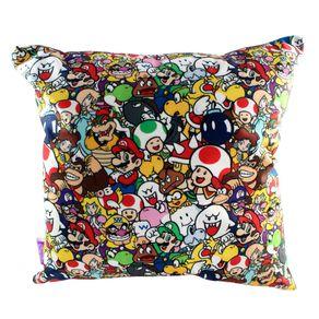 Almofada-Personagens-Mario-World