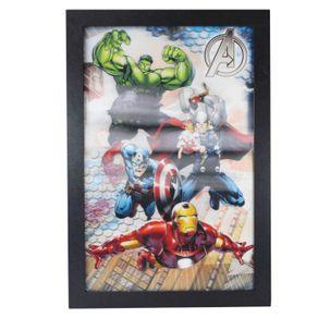 Quadro-Moldura-Vingadores-Marvel-1