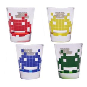 Copos-de-Shot-Space-Invaders-Colorido-50ml-1