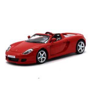 Porsche-Carrera-GT-com-Luz-e-Som-em-Escala-1-24-California-1