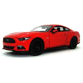 Ford-Mustang-GT-2015-em-Escala-1-24-Welly-1