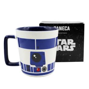 Caneca-R2D2-Star-Wars-400ml-Azul-e-Branca-Ceramica-1