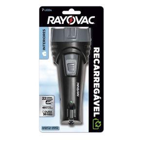 Lanterna-Rayovac-Recarregavel-RLED-7LEDs-Bivolt-RLED-Preto-Alcance-48-metros-1
