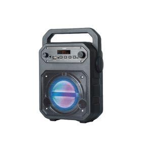 Caixa-de-Som-Bluetooth-OEX-Speaker-Fun-SK415-90W-Preto-Funcao-Karaoke-com-Alca