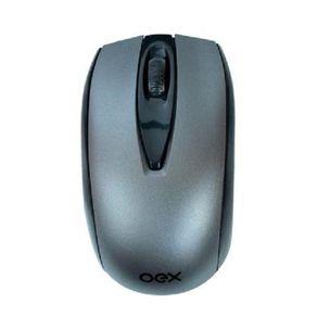 Mouse-sem-Fio-OEX-Moby-MS407-1000Dpi-Preto-e-Cinza-Wireless-Receptor-USB-2.0-1