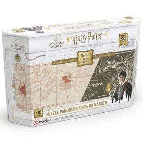 Quebra-Cabeca-Panorama-Harry-Potter-Grow-500-Pecas-Brilha-no-Escuro-1