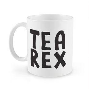 Caneca-Tea-Rex-320ml-Branca-com-Estmapa-Ceramica-1