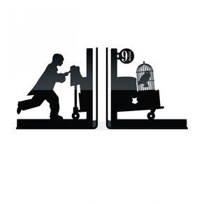Aparador-de-Livros-Plataforma-9-34-Harry-Potter-Preto-Plastico-1