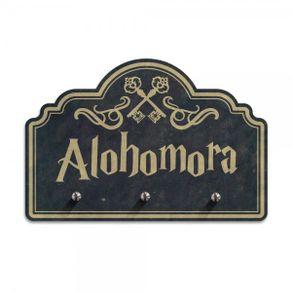 Porta-Chave-Alohomora-Harry-Potter-com-3-Pinos-para-Chaves-1