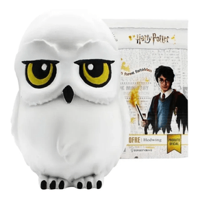 Cofre-3D-Coruja-Hedwiges-195x14cm-Branca-Harry-Potter-1