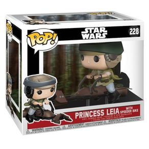 Funko-Pop--Princesa-Leia-Speeder-Bike-228-Star-Wars-CFUN0442-1