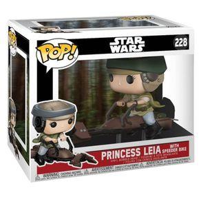 Funko-Pop--Princesa-Leia-Speeder-Bike-228-Star-Wars-CFUN0442-1