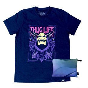Camiseta-Esqueleto-Azul-