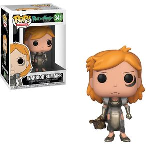 Funko-Pop--Warrior-Summer-341-Rick---Morty-CFUN501-1