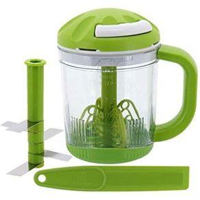 Mini-Processador-de-Alimentos-Cooper-15cm-625ml-Verde-Plastico-e-Inox-4-Pecas--1