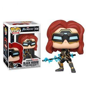 Funko-Pop--Black-Widow-630-Marvel-Os-VingadoreS-CFIM0529-1
