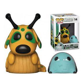 Funko-Pop--Slug-with-Grub-14-Monsters-Wetmore-Forest-CFUN0531