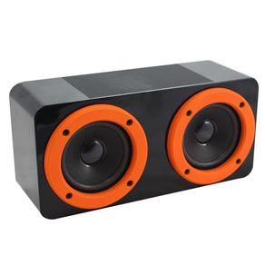 Caixa-de-Som-com-Dois-Alto-falantes-Preto-e-Laranja-ZONA0152-1