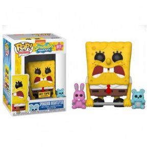 Funko-Pop--Bob-Esponja-Weightlifter-917-SpongeBob-SquarePants-CFUN0538-1