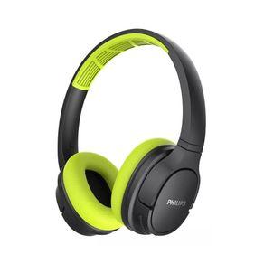 Headphone-Bluetooth-Philips-Verde-e-Preto-TASH402LF00-FUJI0020-1