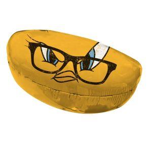 Caixa-Para-Oculos-Tweety-Looney-Tunes-Amarelo-CRAW0062-1
