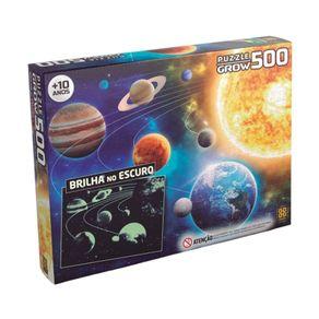 Quebra-Cabeca-Puzzle-Grow-Sistema-Solar-500-Pecas-GROW0054-1